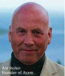 Are Holen, founder of Acem