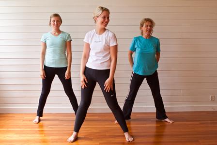 3 yoginis