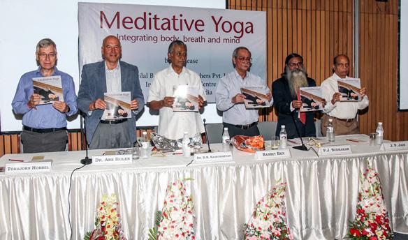 Meditative Yoga New Delhi 2012