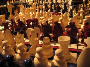 chess brain meditation